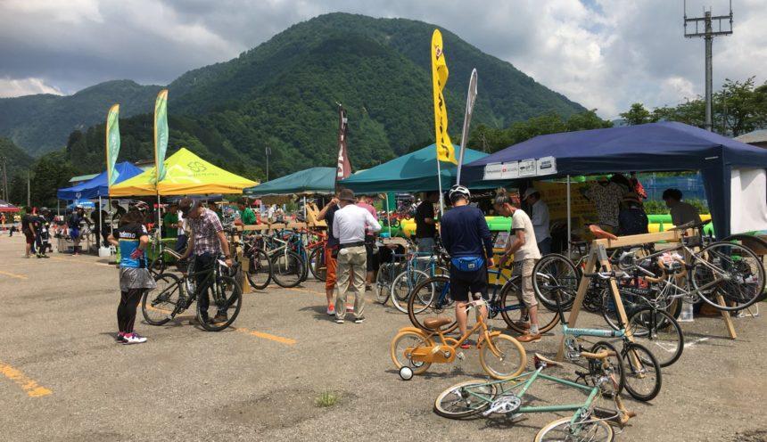 「石川サイクルライド2018in一里野」に行ってきました。 サムネイル