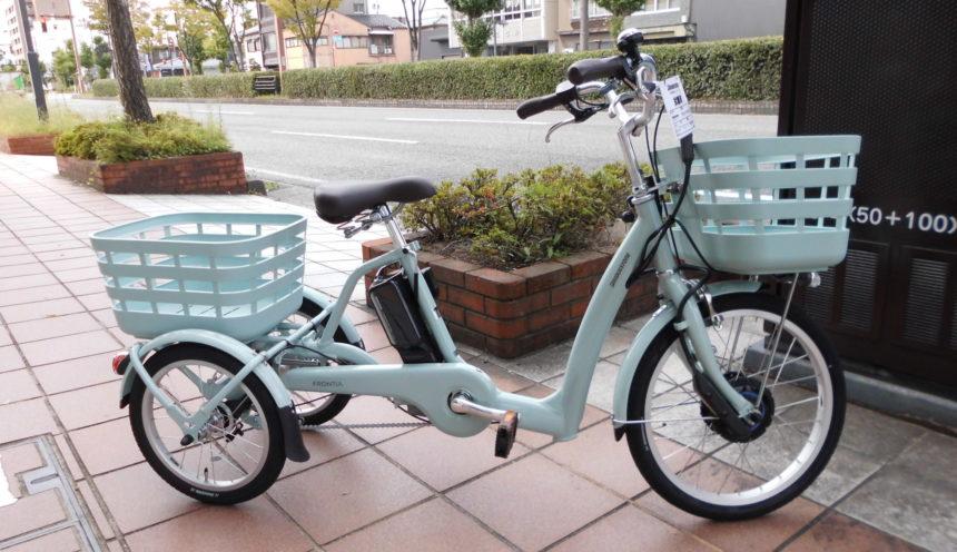 NEW電動三輪自転車を試乗したいと思われている方へ、朗報です!! サムネイル
