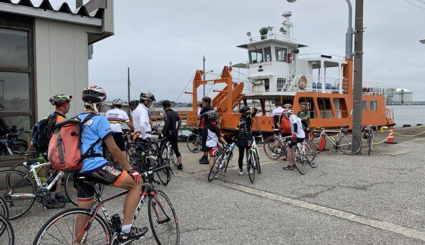 7月の「おにぎりサイクリング」に行ってきました! サムネイル